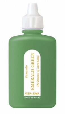 Emeraldgreen pomander 25ml