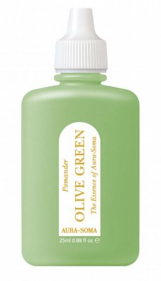 Olivegreen pomander 25ml